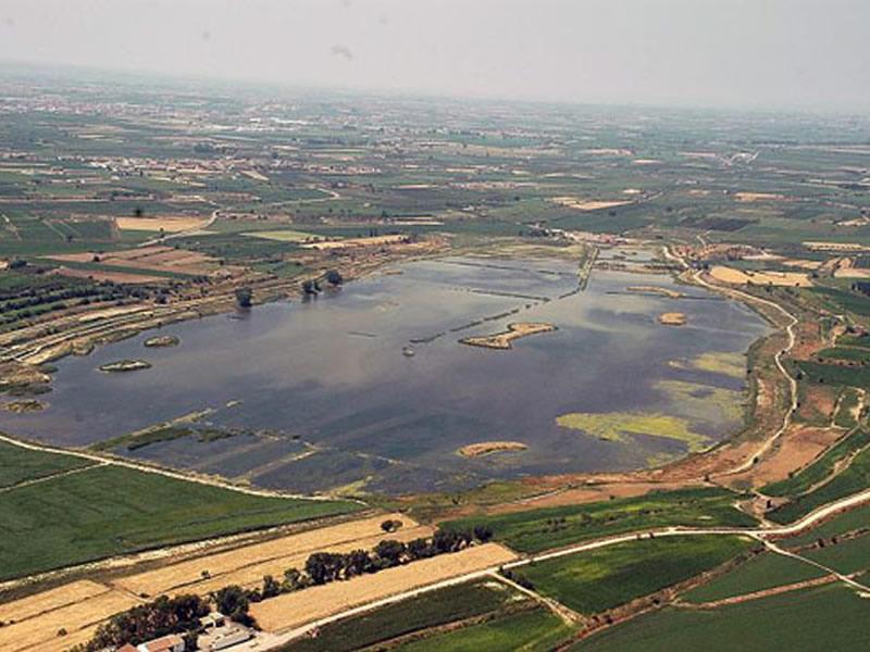 Estany d'Ivars d'Urgell i Vila-sana