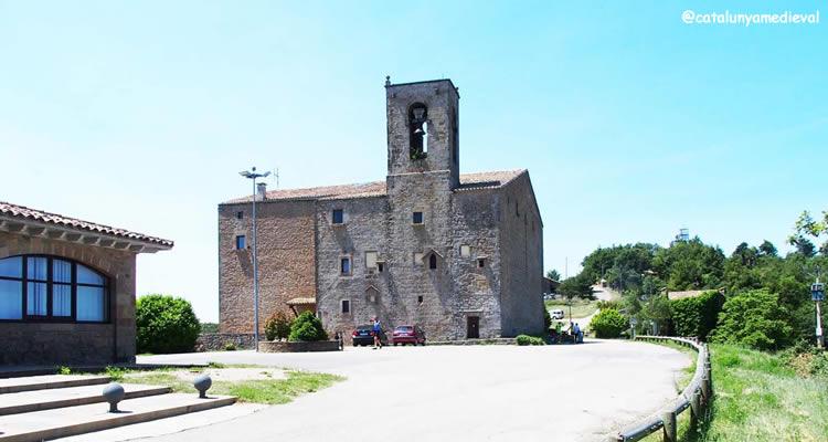 Santuari de Santa Maria de Pinós