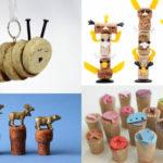 propostes creatives amb taps de suro