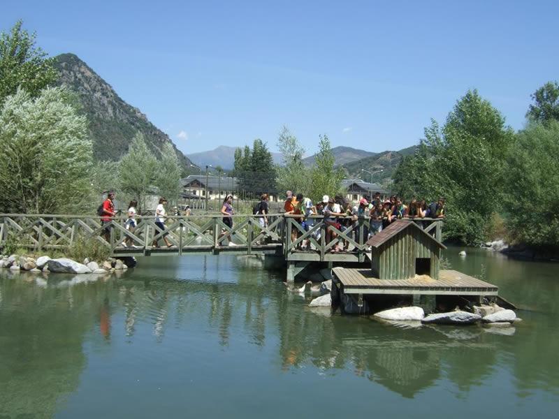 Centre de Fauna de Pont de Suert