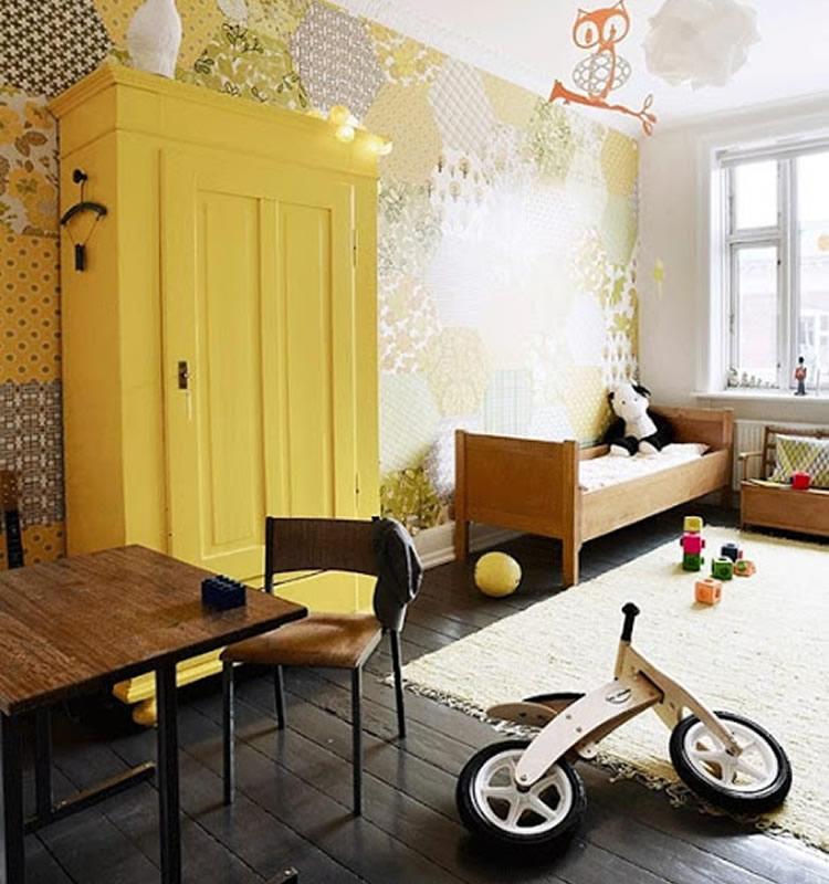 totnens-habitacions-infantils-vintage-ocre8