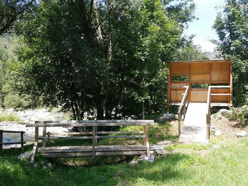 La Casa del Riu de Martinet