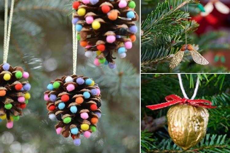 Manualitats de nadal decoraci arbre de nadal 2 totnens for Kindergottesdienst weihnachten ideen