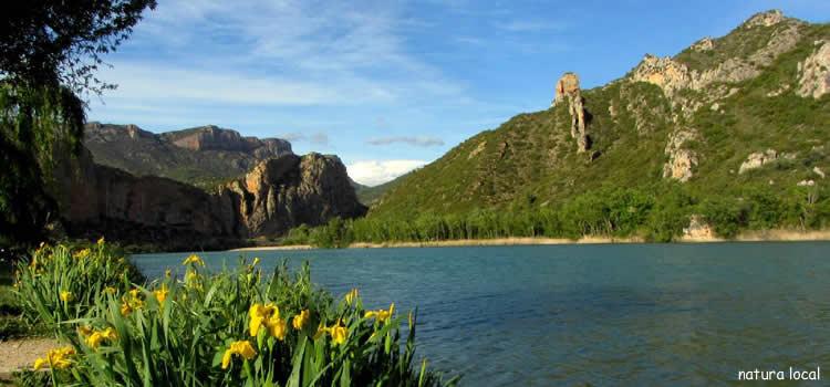 Pantà de Sant Llorenç de Montgai