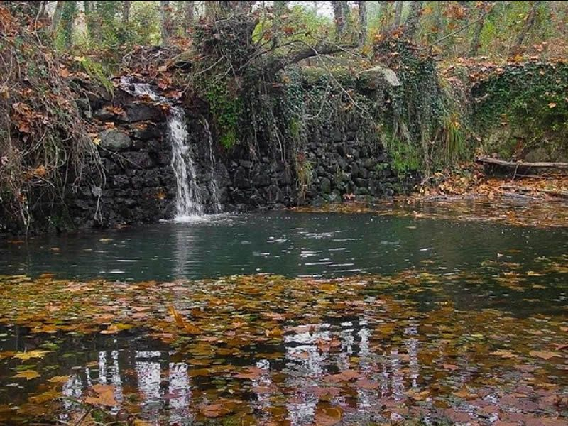 Itinerari de l'aigua a Can Vilallonga