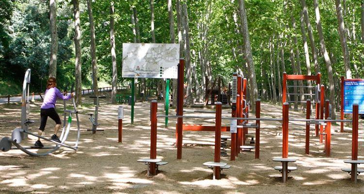Parc de Sant Salvador - Santa Coloma de Farners