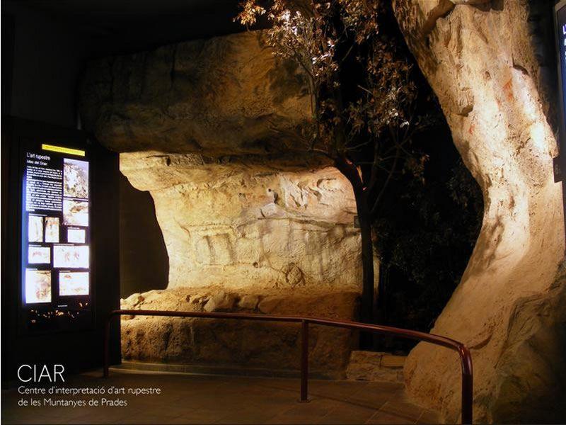 Centre d'Interpretació de l'Art Rupestre Muntanyes de Prades