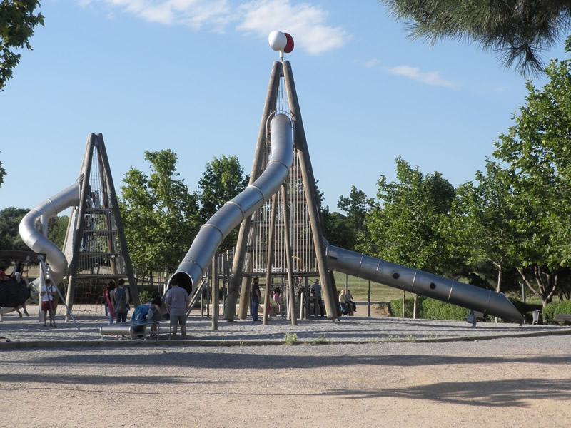 Parc de Catalunya de Sabadell