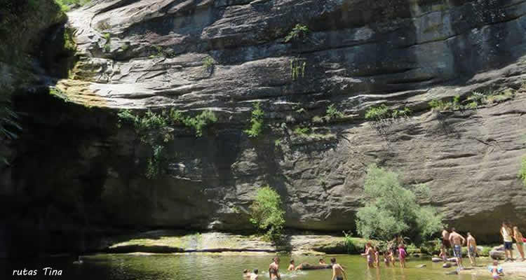 La roca Foradada a Cantonigòs21