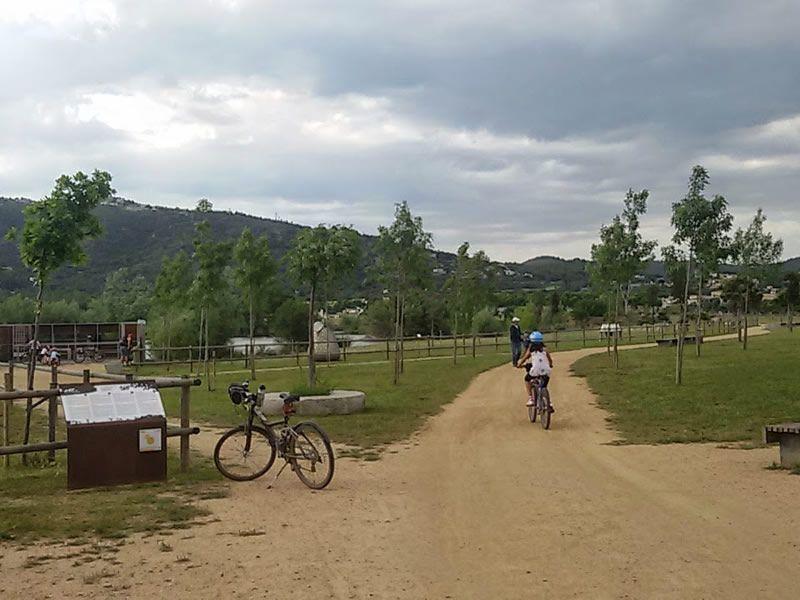 Parc dels Estanys a Platja d'Aro