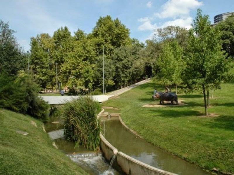 Parc Vallparadís a Terrassa
