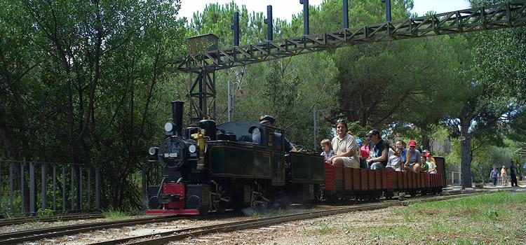 Parc del Castell de l'Oreneta – Barcelona