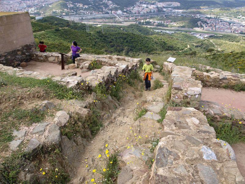 Puig Castellar o Turó del Pollo