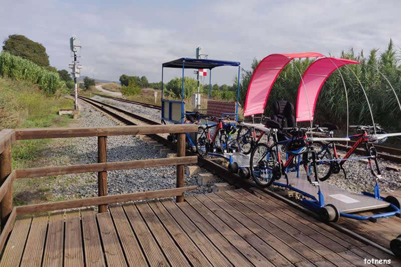 Ecorail del Cardener