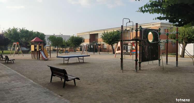 parc infantil callus