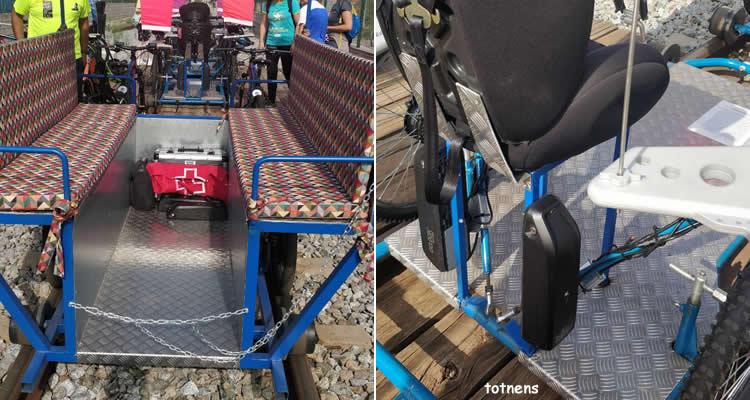 seguretat Ecorail del Cardener