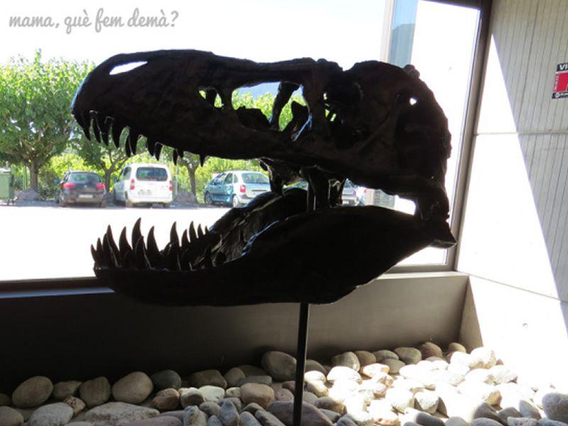 Museu Dinosfera a Coll de Nargó