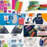 Etiquetes roba per als nens: una manera de no perdre res