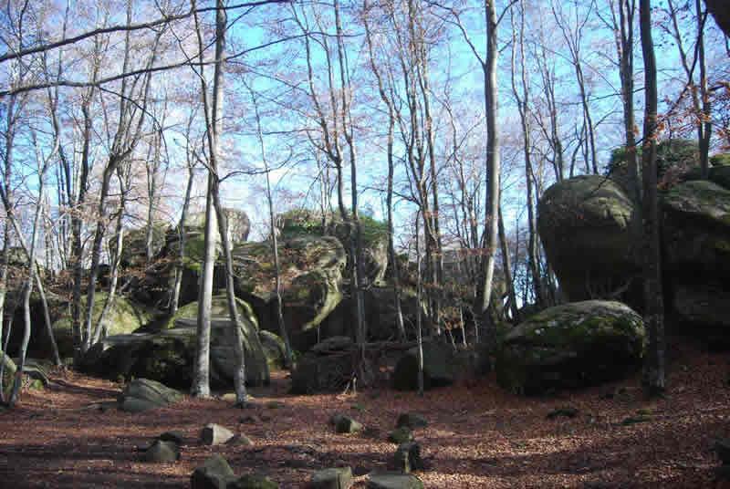 Excursió amb nens: Roques encantades i el Santuari de la Salut