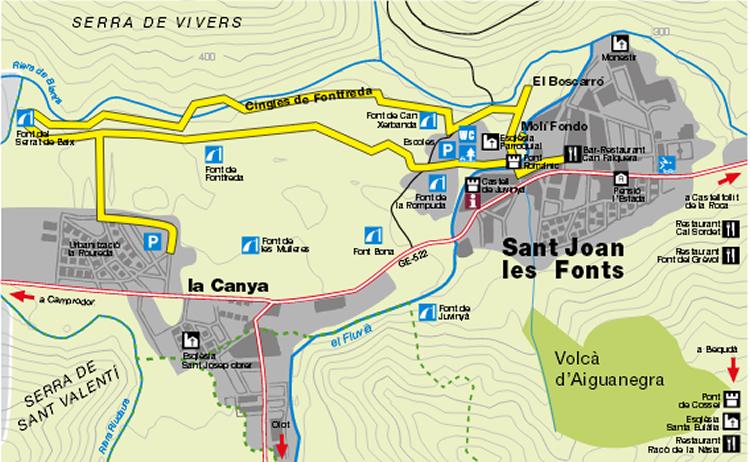 Sortir amb nens a la Garrotxa: la ruta del Boscarró