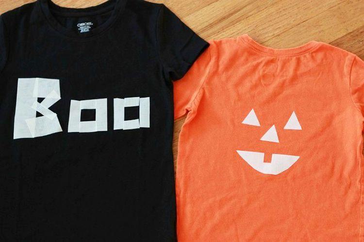 Disfresses infantils per a Halloween per fer a casa