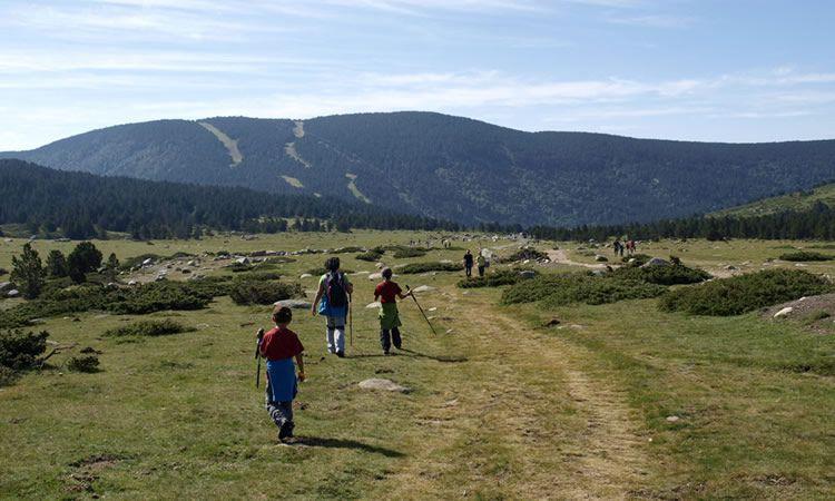 Excursió a la muntanya amb nens: Els Estanys de Les Bulloses