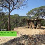 Excursió en família al Dolmen de Pedra Gentil