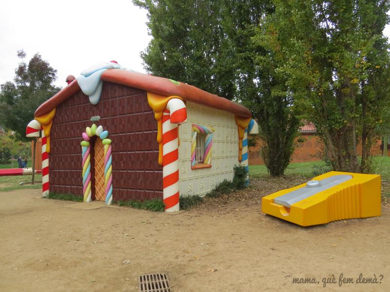 Parc infantil Francesc Macià de Malgrat de Mar