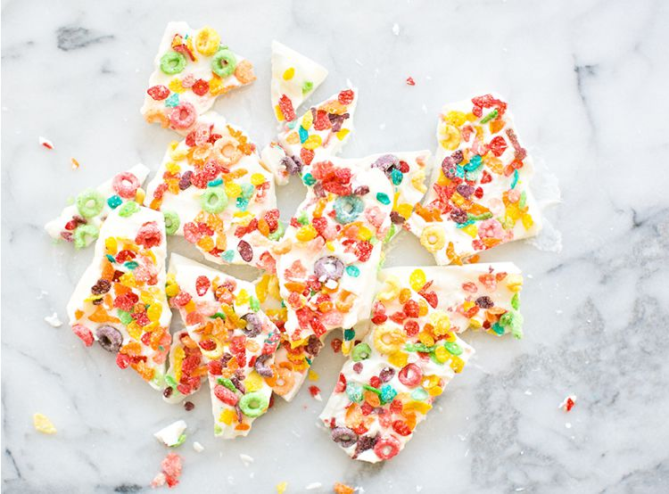 Receptes per a festes infantils a tot color