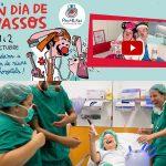 Un dia de Nassos, la festa solidària dels pallassos d'hospital Pallapupas