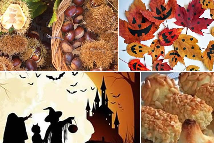Festa de la Castanyada i Halloween amb nens