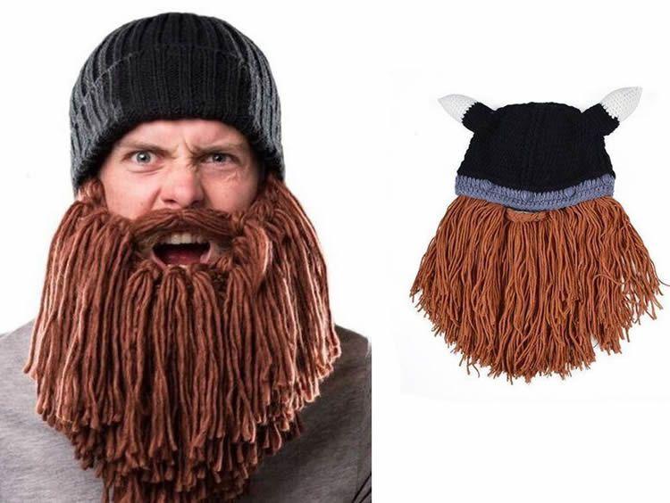 Barbes de ganxet per a una disfressa