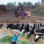 Cap de setmana a la Garrotxa amb nens amb tocaeldos