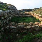 Castrum visigòtic del Puig Rom de Roses, caminada amb nens