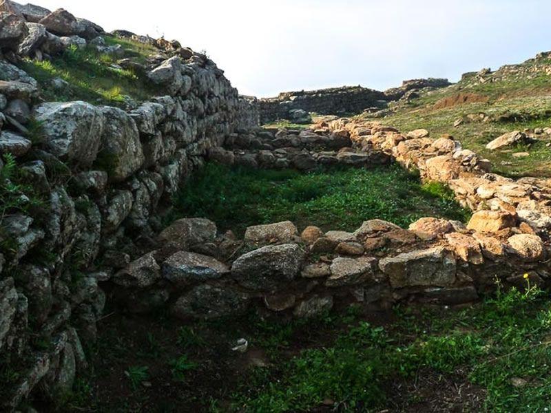 Castrum visigòtic del Puig Rom de Roses
