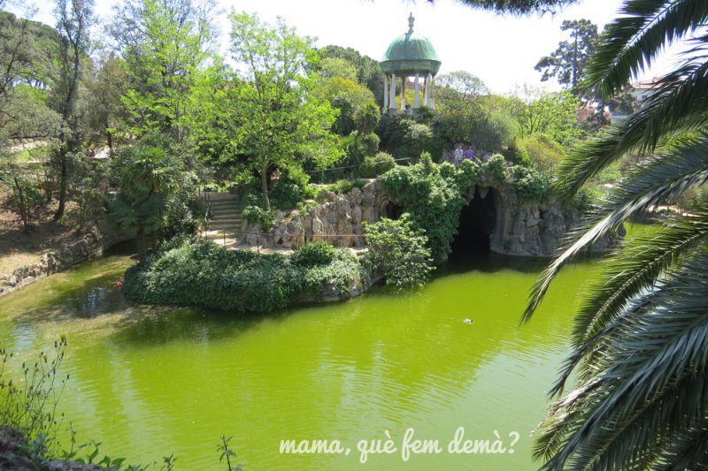 Parc de Torreblanca a Sant Feliu de Llobregat