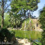 El Parc de Torreblanca, jardí romàntic amb llac i laberint