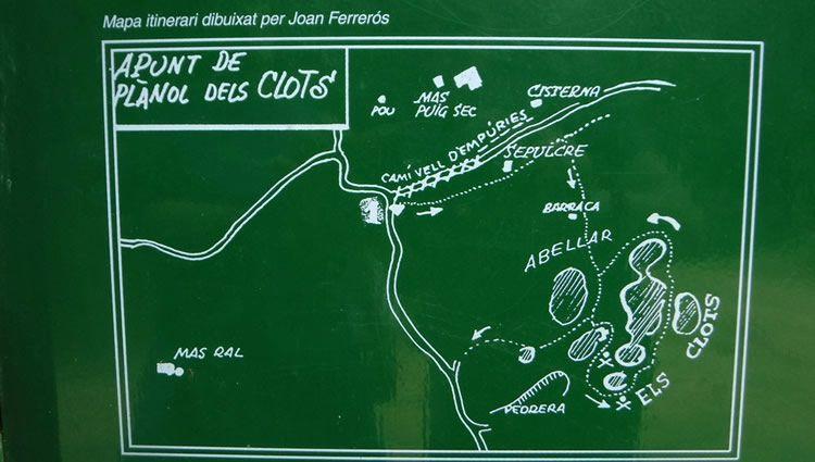 Els Clots de Sant Julià: excursió amb nens a Forallac