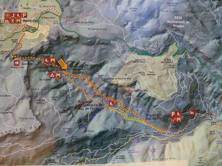 Excursió amb nens al Niu de l'Àliga d'Alcover