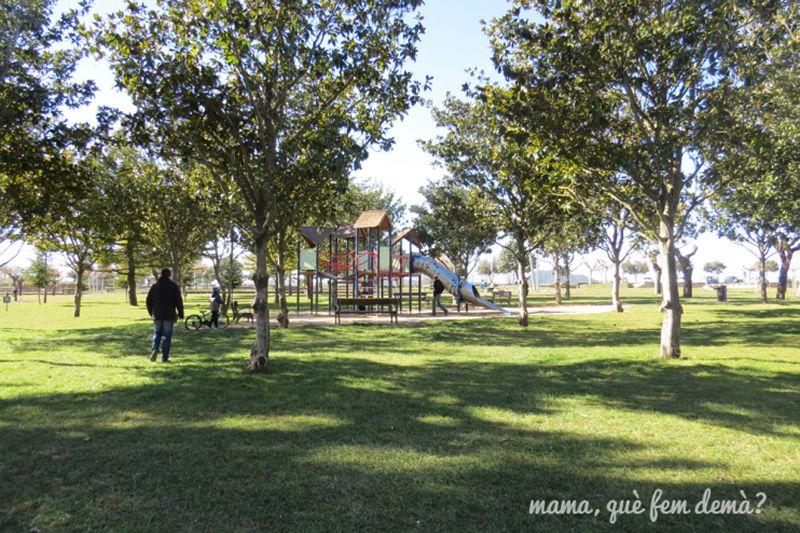 Parc de l'Agulla de Manresa