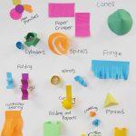 Vocabulari per als petits artistes