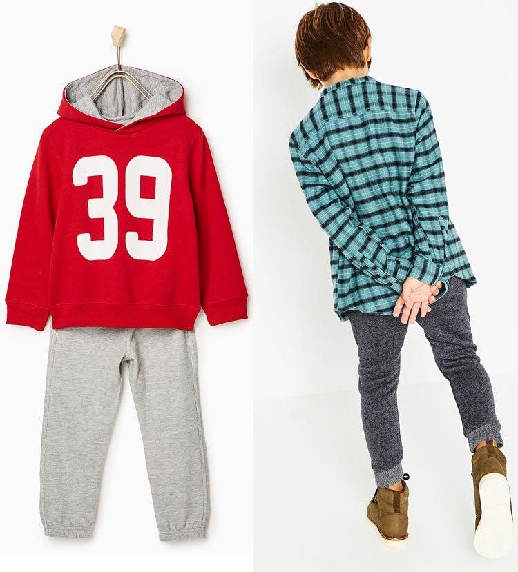 Zara Kids moda infantil tardor/hivern 2016