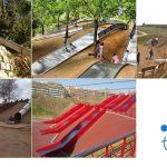 5 parcs amb tobogans gegants per anar amb els nens