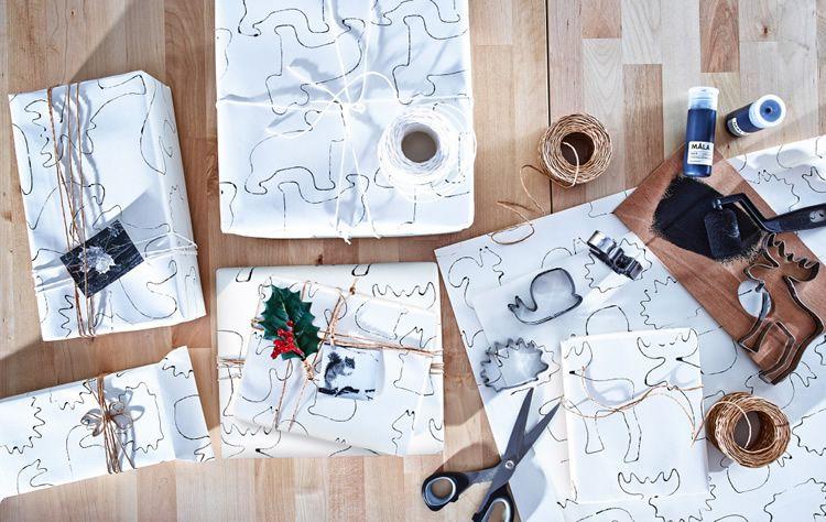 Embolicar regals de manera original i divertida