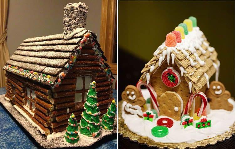 Casetes de gingebre, cuina creativa de Nadal amb nens