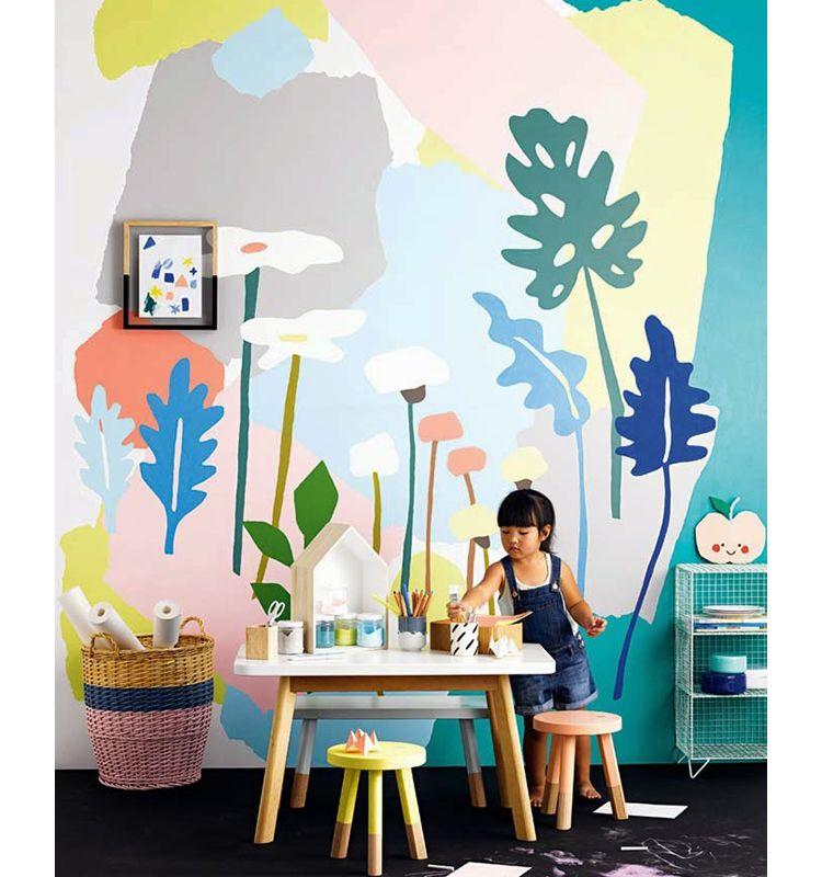 Com donar color a l'habitació dels nens