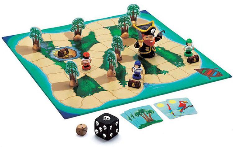 Jocs de taula per a nens de 3 a 9 anys de La casa del Ratoncito Pérez