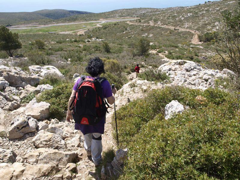 La Morella al Massis del Garraf