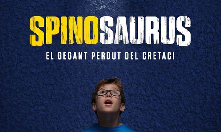 L'Spinosaurus al Museu Blau de Barcelona