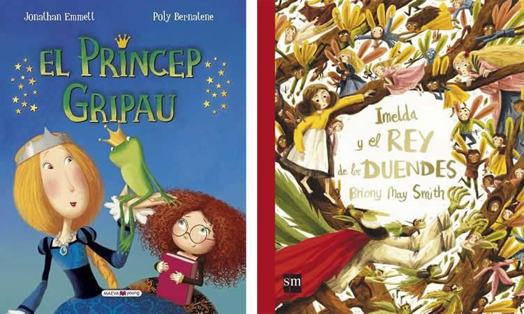 Novetats llibres infantils il·lustrats tardor 2016